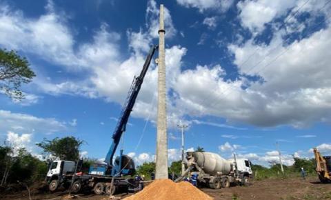 Mais energia para o sul do Maranhão