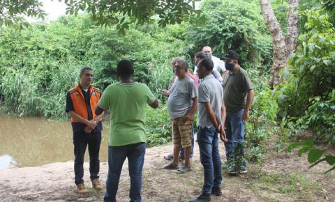 Prefeitura anuncia medidas de combate a alagamentos no Parque Alvorada II
