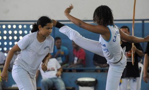 Jogos Escolares Ludovicenses (JELs): Femade transmite finais da capoeira neste sábado (5)