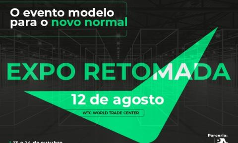 Expo Retomada marca a reabertura dos eventos em São Paulo com sua primeira ação realizada no WTC