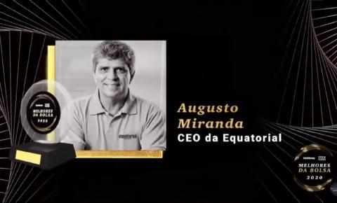 Equatorial Energia conquista o prêmio Melhores da Bolsa 2020