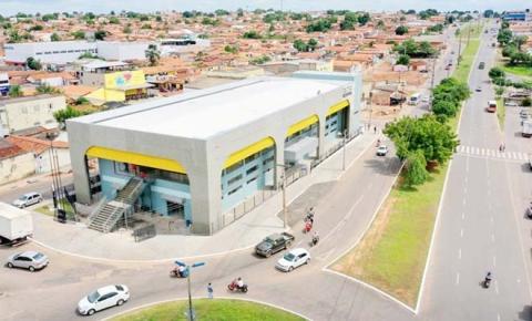 Araguainenses recebem hoje, obra da Nova Feirinha