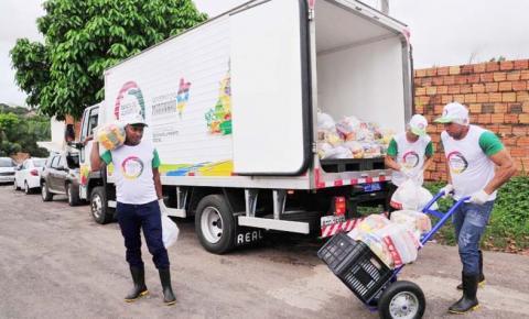 Implantação do Banco de Alimentos fortalece ainda  mais a Política de Segurança Alimentar do Maranhão