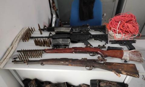 PC prende mais três integrantes da quadrilha que assaltou o Bradesco de São João do Carú