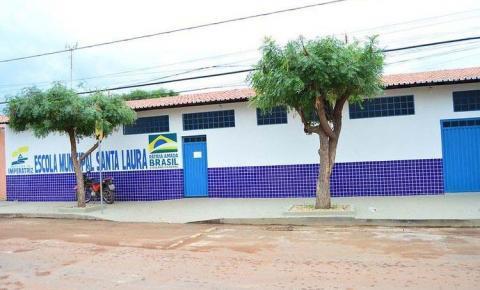 Modernização da Escola Santa Laura será inaugurada nesta sexta-feira