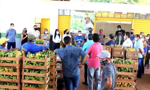 Mais de 200 produtores rurais venderão ao Compra Direta de Araguaína em 2021