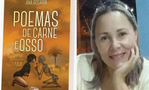 """Editora de Imperatriz publica """"Poemas de Carne e Osso"""""""