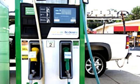 Soja brasileira provoca queda na oferta de biodiesel