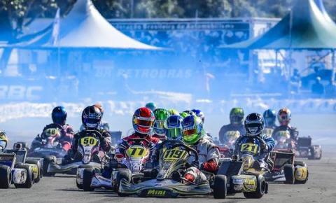 Definidas as datas do 56º Campeonato Brasileiro de Kart no Beto Carrero