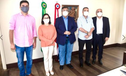 Governador anuncia novas ações em Educação, Saneamento e Segurança Alimentar para Buriticupu e região