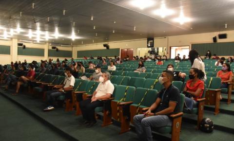 Prefeitura oferece aulão preparatório para o concurso da PM-TO