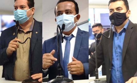 Fábio Hernandez, Flamarion Amaral e Carlos Hermes falam do aumento sem precedentes dos casos de Covid na cidade
