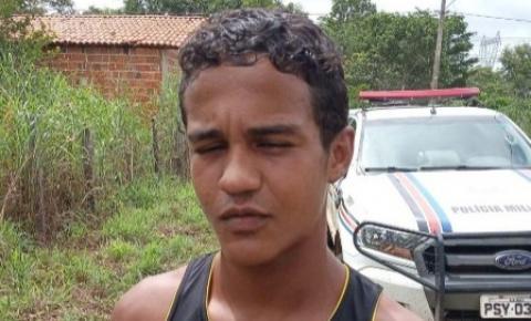 Jovem com passagens pela polícia é assassinado a tiros em Governador Edison Lobão