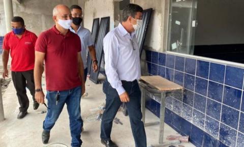 Prefeitura investe em ampliação de escolas em Imperatriz