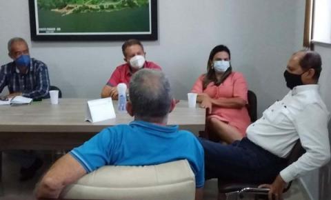 Titular da SEERT divulga programa Maranhão Solidário