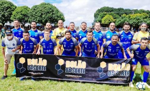 Equipe da Prefeitura vence jogo de ida do 'mata-mata da 2ª fase da Copa do Trabalhador