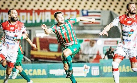 Sampaio vira chave e volta para o Campeonato Maranhense