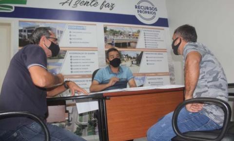 Infraestrutura e Limpeza Urbana realizam ações conjuntas nos bairros de Imperatriz