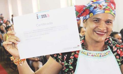 Maranhão abre mais de 600 vagas para cursos  gratuitos na Educação Profissional, em Barreirinhas