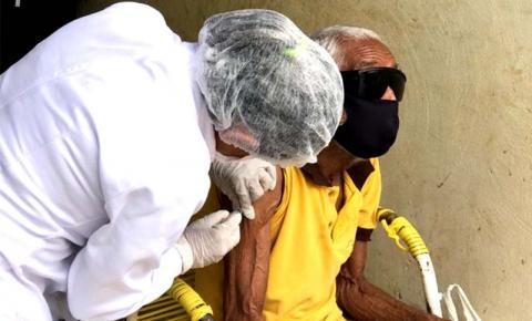 Vacinação em Araguaína supera  índice brasileiro e mundial