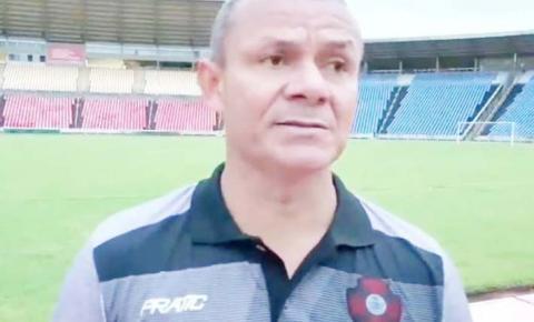 """""""Vamos ter que nos impor"""", diz Marcinho sobre duelo diante do Botafogo-RJ"""