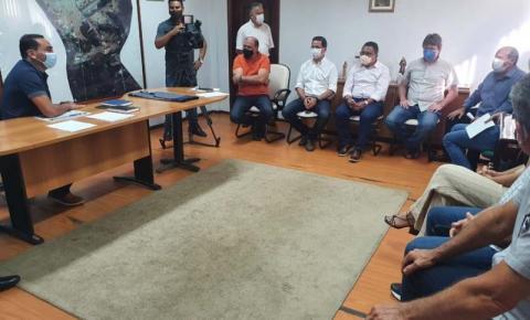 Aliança Empresarial demonstra apoio às medidas restritivas do município