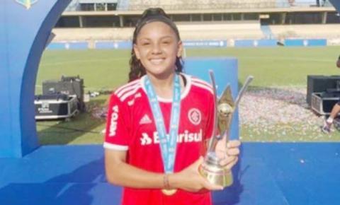 Imperatrizense é convocada para Seleção Brasileira Feminina Sub-17
