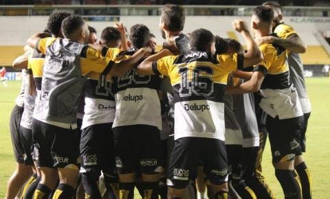 Criciúma se classifica para a terceira fase da Copa do Brasil