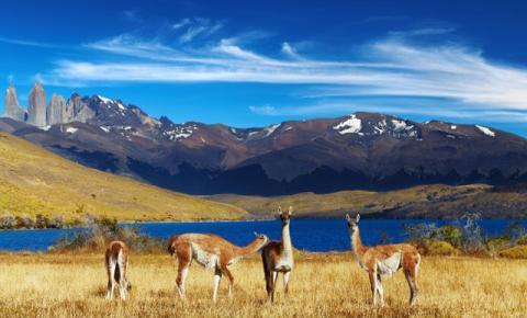 As belas e irresistíveis paisagens do Chile