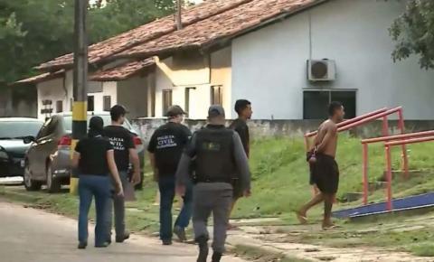 Polícia prende oito suspeitos de integrarem facção criminosa na capital maranhense