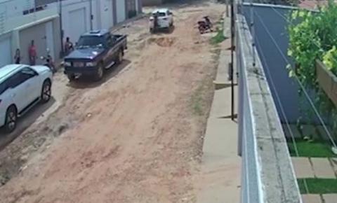 PM prende suspeitos de integrarem quadrilha de roubo de veículos no interior do Maranhão
