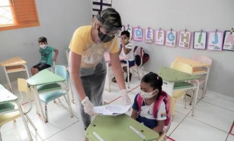 Prefeitura decreta que instituições de ensino devem seguir protocolo para retorno das aulas