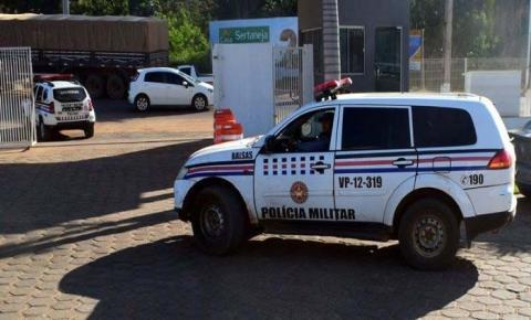 PM apreende armas e realiza prisão em Feira Nova e São Pedro dos Crentes
