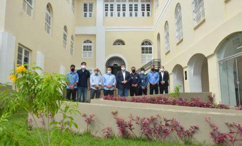 Governo do Estado entrega novo prédio da Junta Comercial do Maranhão