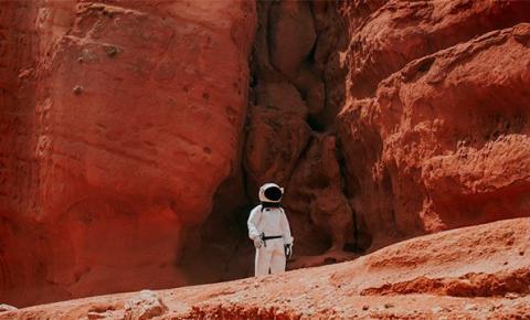 Como transformaremos Marte em um planeta habitável