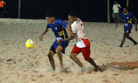 Maranhense de Beach Soccer será lançado neste domingo