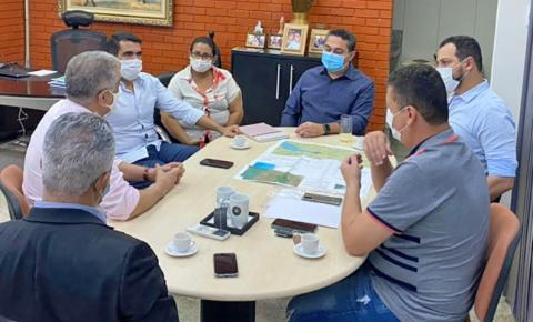 Governo do Tocantins, Ministério do Turismo e outros órgãos firmam parceria em prol da infraestrutura do Lago Manoel Alves