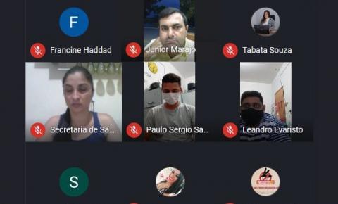 Comitê gestor da Crise e enfrentamento da pandemia  atualiza restrições contra a Covid-19 em Cariri do Tocantins
