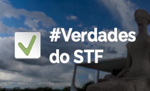 STF desmente fake news sobre suposta decisão do ministro Alexandre de Moraes dirigida a Bolsonaro