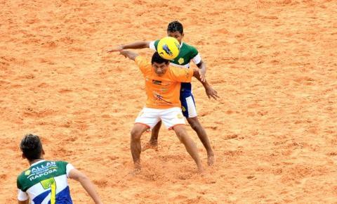 Humberto de Campos recebe etapa do Maranhense de Beach Soccer