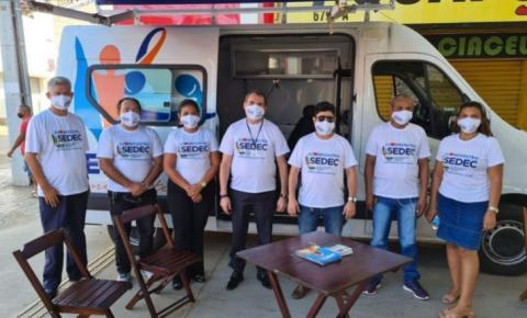 Pesquisa sobre impacto econômico da pandemia é realizada