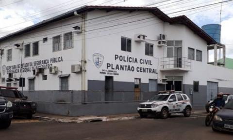 Polícia Civil prende homem por ameaça de violência doméstica contra ex-companheira