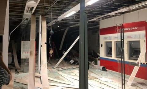Suspeito de participar da explosão de agência bancária em São João do Caru é preso