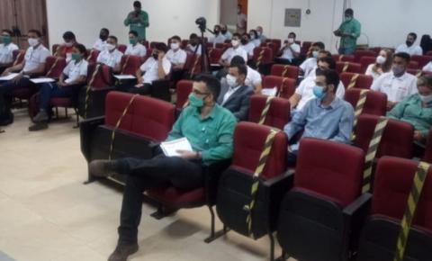 SENAI inicia primeira turma do pós-técnico em siderurgia no Maranhão