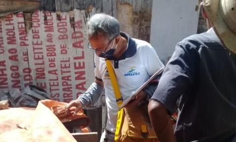 Prefeitura inicia segunda etapa de Levantamento Rápido de Índices para o Aedes Aegypti