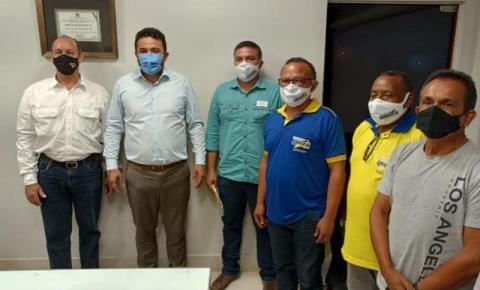 Rodoviários solicitam apoio de Yglésio para inclusão da categoria no grupo prioritário da vacinação
