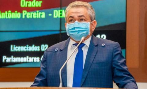 Antônio Pereira destaca aprovação do novo Marco Legal do Saneamento Básico