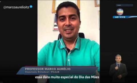 Marco Aurélio defende prioridade na vacinação para pessoas com síndrome de Down, pais e cuidadores de pessoas com autismo
