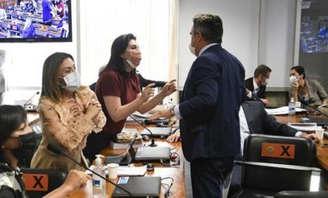 Participação da bancada feminina gera discussão na CPI da Pandemia