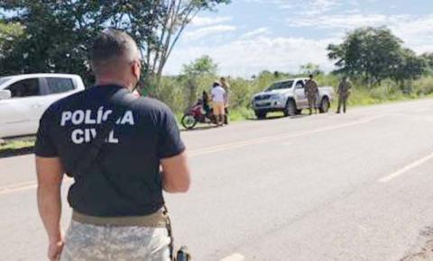 Polícia Civil do Tocantins reforça ações nas divisas com Maranhão